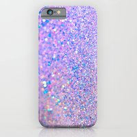 Glitter is the best medicine iPhone 6 Slim Case