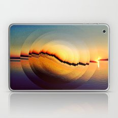Burlington Sunset Laptop & iPad Skin