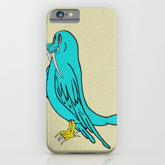 Aquatic Aviator iPhone & iPod Case