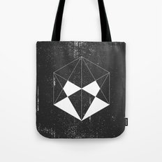 Hexagon Tote Bag