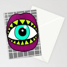 Eye'm Gonna Eat You Stationery Cards