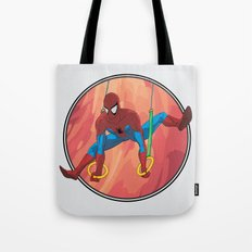 Olympic Hero Tote Bag