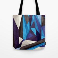 Blue Something Tote Bag