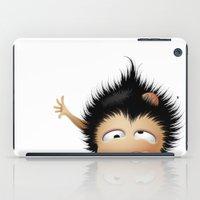 Mr. Zhong iPad Case
