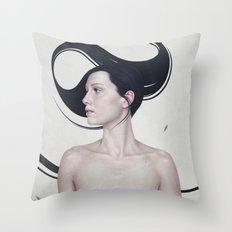 347 Throw Pillow