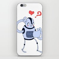 Heartless?  iPhone & iPod Skin