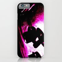 iPhone & iPod Case featuring Voodoo Guitar by Jussi Lovewell