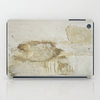 Gold Vain iPad Case