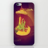 My Lovely Earth Jam  iPhone & iPod Skin