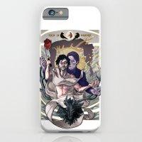 Designing Will Graham iPhone 6 Slim Case