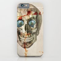 Skull#04 iPhone 6 Slim Case