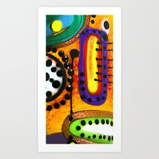Other Planet Art Print