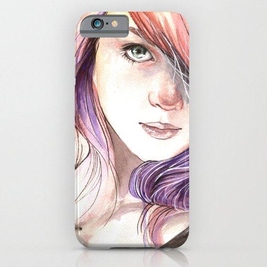 Lass iPhone & iPod Case