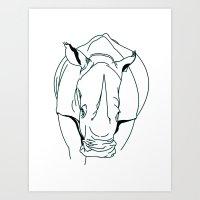 ratataxes Art Print
