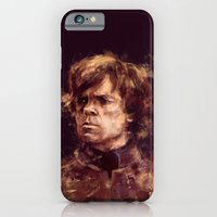iPhone & iPod Case featuring Tyrion by nlmda