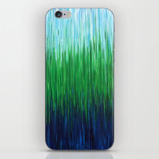 :: Sea Grass :: iPhone & iPod Skin