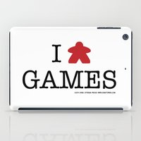 I Meeple Games iPad Case