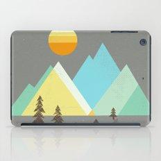 Asphalt Sun iPad Case