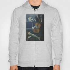 Picasso - The Old Guitarist Hoody