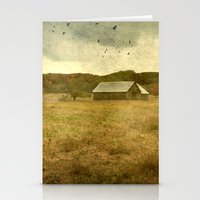Stands Alone Stationery Cards
