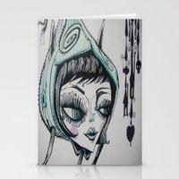 Nocturna Stationery Cards
