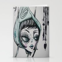 Nocturna Stationery Cards