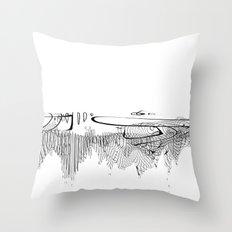 panorama Throw Pillow