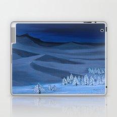 Late night on the mountain  Laptop & iPad Skin