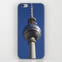 Berlin Fernsehturm iPhone & iPod Skin