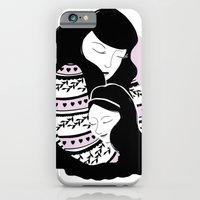 Mother And Daughter iPhone 6 Slim Case