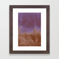 Alchemy No. 1 Framed Art Print