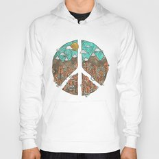 Peaceful Landscape Hoody