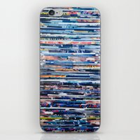 STRIPES 26 iPhone & iPod Skin