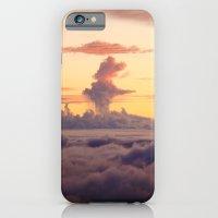 HALEAKALA'S CLOUDS iPhone 6 Slim Case