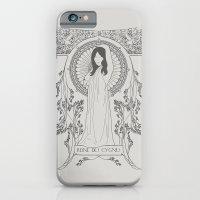 Reine des Cygnes (Grey) iPhone 6 Slim Case