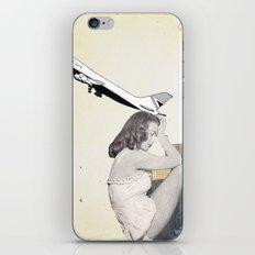 Longing For The City iPhone & iPod Skin