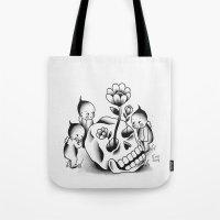 Curious Kewps Tote Bag