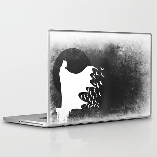 Knight Rising Inverted  Laptop & iPad Skin