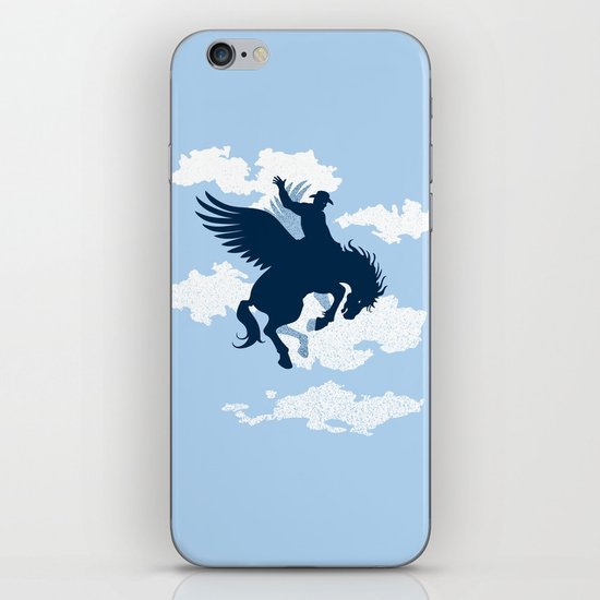 Sky Rodeo iPhone & iPod Skin