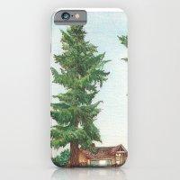 Neighbor's Tree iPhone 6 Slim Case