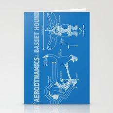 The Aerodynamics Of A Ba… Stationery Cards