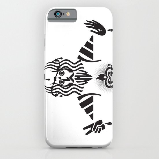 Sacred Heart iPhone & iPod Case