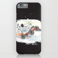 Space Dementia iPhone 6 Slim Case