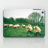 iPad Case featuring An Audience by Cassia Beck