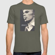 Bowie V Mens Fitted Tee Lieutenant SMALL