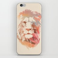 Desert Lion iPhone & iPod Skin
