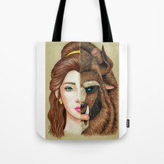 Beauty & the Beast Tote Bag