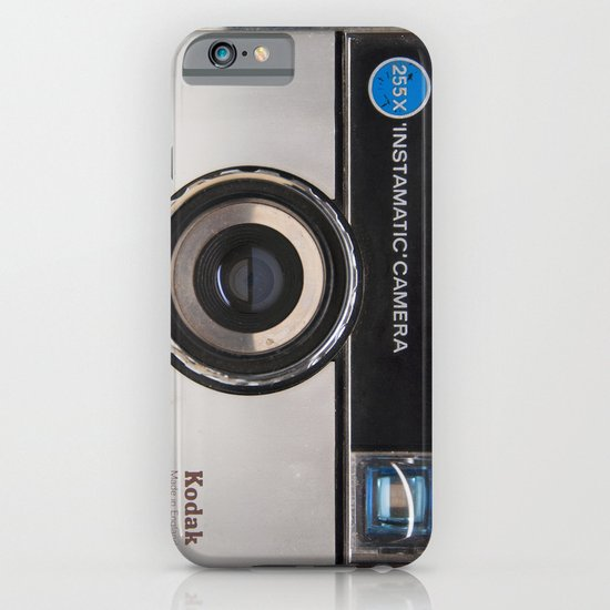 Instamatic Camera iPhone & iPod Case