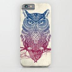 Evening Warrior Owl iPhone 6 Slim Case