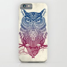 Evening Warrior Owl Slim Case iPhone 6s